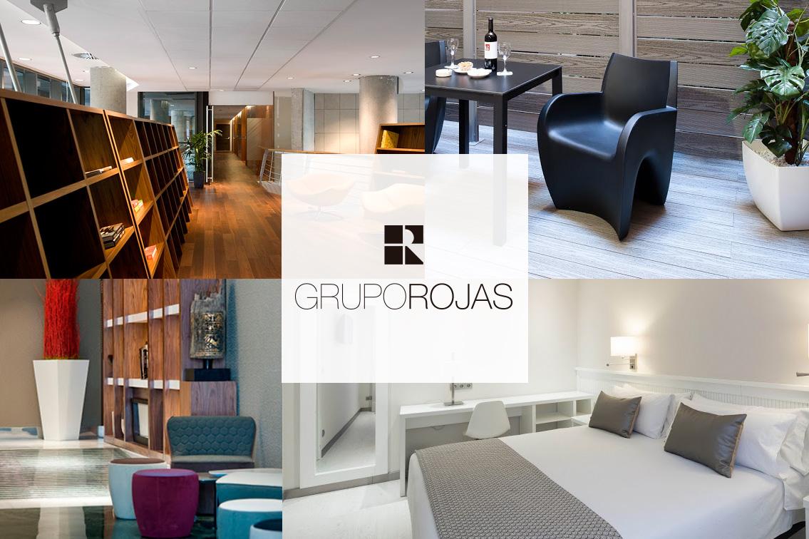 Empresa fabricantes muebles para hoteles grupo rojas for Muebles para empresas